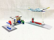 Lego Town City Square Trolley Bus Stop 60097/60026/60200/8404/7641