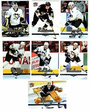 1X PITTSBURGH PENGUINS 2005-06 Fleer Ultra TEAM SET Lots Available NMMT LEMIEUX