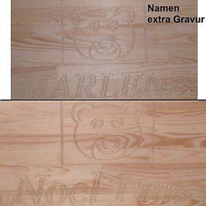 Gravur Name Ihres Kindes Gravur