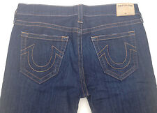 EUC - RRP $389 - Mens Stunning True Religion Brand Jeans 'DEAN TAPERED' Jeans