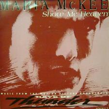 "Maria McKee(7"" Vinyl P/S)Show Me Heaven-Epic-656303 7-UK-VG/VG"