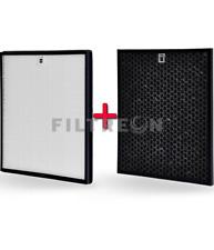 Filtreon Ersatzfilter für Philips FY3433/10 und FY3432/10 Kombi (2in1),  AC3256