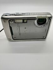 Olympus Stylus 770 SW 7.1MP Waterproof Tough Digital Camera Silver