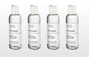 4 x 100 ml Aloe Vera gel based isopropanol IPA Cleaner Premium product