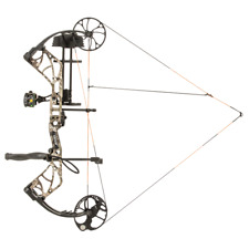 NEW Bear Species Veil Stoke Camo Bow Pkg RTH 45-60# Right Hand Fast Free Shpg