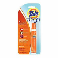 5 Pack - Tide To Go Instant Stain Remover 0.33oz Each