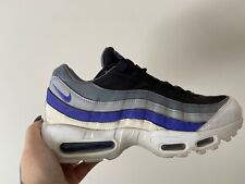 Nike Air Max 95 No Sew Anthracite Challenge Red Laser