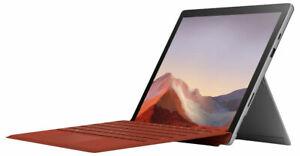 Microsoft Surface Pro 7 Intel Core i7 16 GB RAM 1 TB grau -Tablet- Wie Neu!