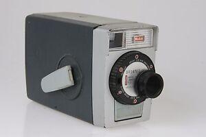 Kodak Brownie 8 Movie Camera Doppel 8 f=2,7