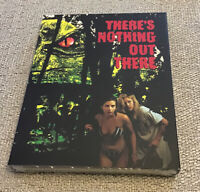 There's Nothing Out There (Blu-ray + DVD) New w/ OOP SLIPCOVER Vinegar Syndrome