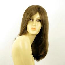 mid length wig for women light brown golden ref HILARY 12 PERUK