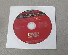 2005 2006 Ford F-150 F-250 F-350 Super Duty Truck DVD Service Manual
