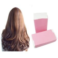 Pollie Pop Up Tissues Perm End Papers Individual 100 Sheet Box Salon Home·