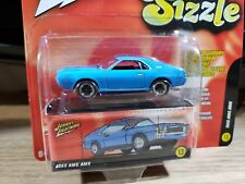 Johnny Lightning 60s Sizzle 1969 Amc Amx with Collector Box 1:64