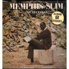 Memphis Slim 2 Lp Vinile The Bluesman / Disques Festival ALBUM 187 Nuovo