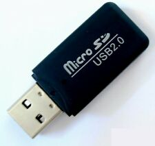 Clé USB lecteur adaptateur de carte micro SD TF/  Micro SD TF reader adapter key