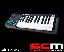 ALESIS V25 25-Key USB-MIDI Keyboard Controller USB/MIDI Pad New