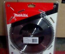 "A-93887 Makita Saw Blade For Aluminium 10"" x 80t x5/8"""