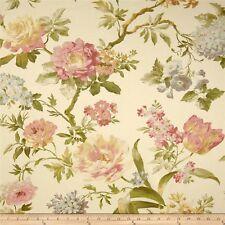 "NEW Waverly Casa Di Fiori Twill Fabric *(CAMEO)* 60 Yard Bolt (54"" Wide)"