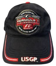 2003 Formula 1 Indianapolis United States Grand Prix Navy Blue Baseball Hat