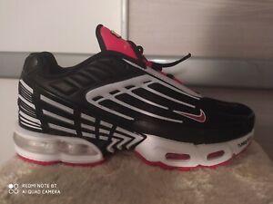 Nike tn plus III blanc/noir/rouge 41 Neuf