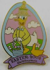 Disney Happy Easter Donald Duck 2004 Pin Easter Finest Collection LE 1500  A