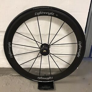 lightweight Laufrad Vorderrad Clincher standard 3 C Drahtreifen