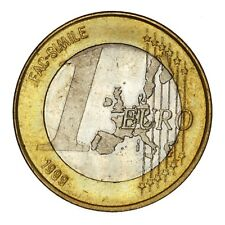 ITALIA PRECURSORI EURO - Gettone Facsimile 1 Euro 1999 Comune di Laino Intelvi