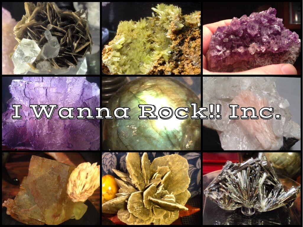 I Wanna Rock Inc
