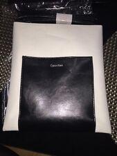 CALVIN KLEIN White&Black Cross Body Bag NEW