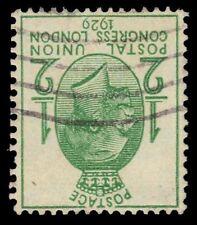 """GREAT BRITAIN 205w (SG434w) - Postal Union Congress """"Invt Wtmk"""" (pa19535)"""