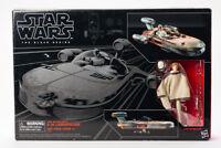 Star Wars Black Series Luke Skywalker's X-34 Landspeeder No. 2