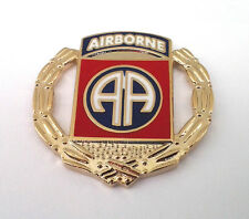 82ND AIRBORNE WREATH  Military Veteran US ARMY Hat Pin 15839 HO