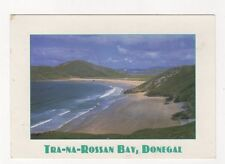 Tra Na Rossan Bay Donegal 1996 Ireland Postcard 910a