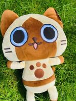 Capcom Monster Hunter Felyne Plush (About 10 Inches Size) FREE SHIPPING