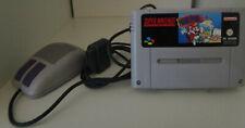 Mario Paint + Mouse (Nintendo SNES) PAL Modul