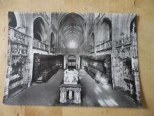 Bourg en Bresse - Eglise de Brou - Le Choeur, la Nef, le Tombeau
