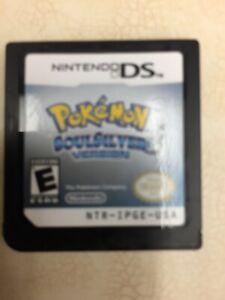 Pokemon: SoulSilver Version (DS, 2010)