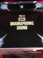 EMI Quadraphonic Sound Lp Various Music