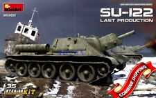 "Miniart 35208 "" SU-122 Last Production "" Interior Kit, Plastic Model Kit 1/35"
