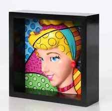 Disney by Romero Britto Princess Cinderella Pop Art Block 18cm 4033869 RRP £45