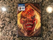 Wrong Turn New Sealed Dvd! 2003 Slasher! Exclusive Coloring Book Inside!