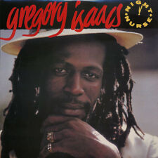 GREGORY ISAACS - Night Nurse LP - Reggae Vinyl Album Record + 4 Bonus DUB Tracks