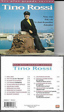 CD 16T TINO ROSSI SES PLUS GRANDS SUCCÈS BEST OF 1994 PRINTED IN ITALY TBE