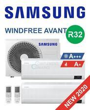 Samsung Climatizzatore Dual Split Inverter Windfree Avant 9000+18000 BTU R32 AJ0