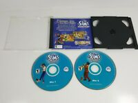 The Sims Unleashed Expansion Pack PC CD-ROM 2-Disc Set Video Game Complete EA