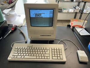 Vintage Apple Macintosh SE/30 M5119 - Recapped! - Upgrades! - 128MB RAM - LOOK!