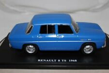 RENAULT 8 TS BLEU 1968 .1/24.SALVAT ESPAGNE