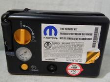 Mopar Portable Compressor Tire Service & Inflator Kit Pressure Gauge & Sealer