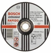 Bosch 2608600711 INOX Cutting Disc With Depressed Centre 230mm